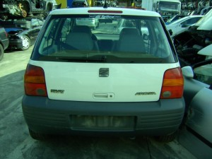 SEAT  Arosa DEL 1998 1000cc.