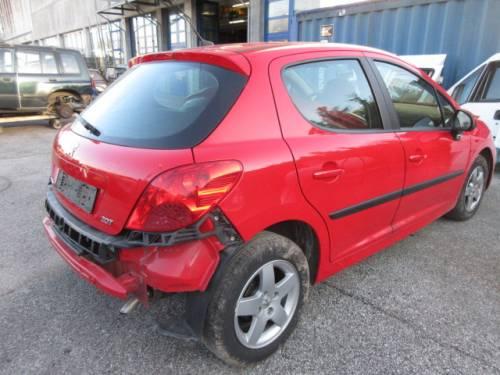 PEUGEOT  207 DEL 2009 1397cc.