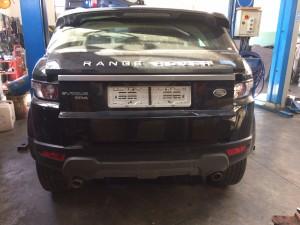 LAND ROVER  Range Rover DEL 2015 2200cc. sd4