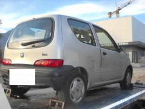FIAT  Seicento DEL 2008 1108cc. 1.1 8V