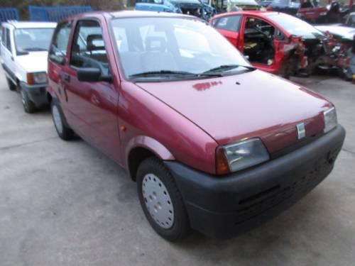 FIAT  Cinquecento DEL 1993 903cc.