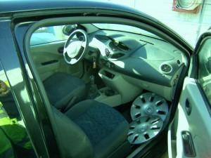 RENAULT  Twingo DEL 2008 1200cc.