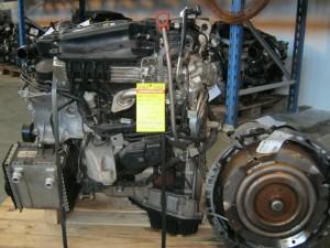 MERCEDES-BENZ  C 200 DEL 2000 2000cc.