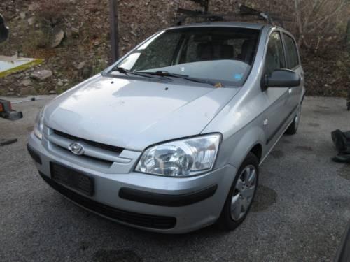 HYUNDAI  Getz DEL 2005 1086cc.
