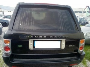 LAND ROVER  Range Rover DEL 2004 3000cc.
