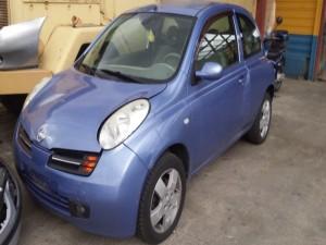 NISSAN  Micra DEL 2003 1200cc.