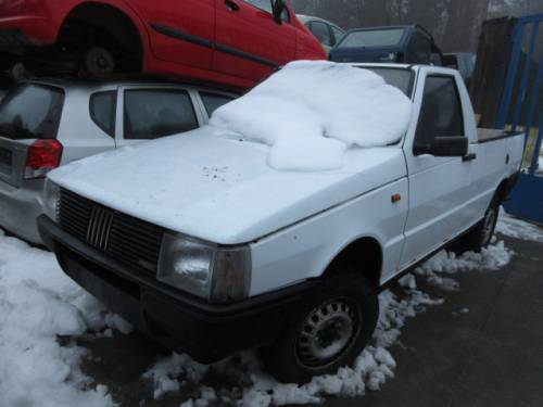 FIAT  Fiorino DEL 1989 1700cc.