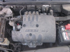 FIAT  Brava DEL 1999 1242cc.