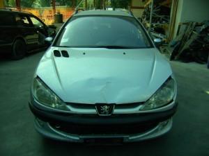 PEUGEOT  206 DEL 2003 2000cc. HDI