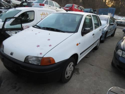 FIAT  Punto DEL 1996 1108cc.
