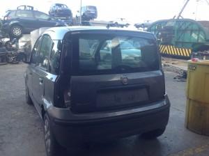 FIAT  Panda DEL 2011 1248cc.