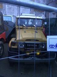 TOYOTA  Land Cruiser DEL 1980 3cc.