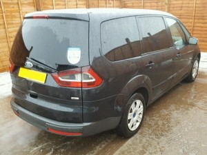 FORD  Galaxy DEL 2009 1997cc.