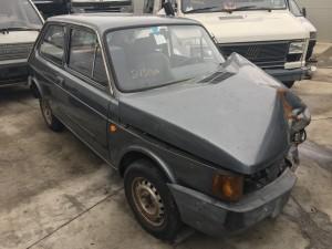 FIAT  127 DEL 1986 1049cc.