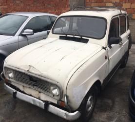 RENAULT  R 4 DEL 1986 845cc.