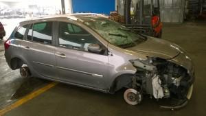RENAULT  Clio DEL 2011 1461cc.