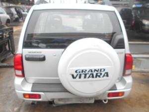 SUZUKI  Grand Vitara DEL 2001 1997cc.