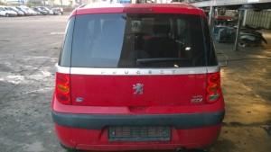 PEUGEOT  1007 DEL 2006 1360cc.