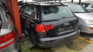 AUDI  A6 DEL 2011 0cc.