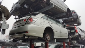 LEXUS  IS 200 DEL 2003 2000cc.