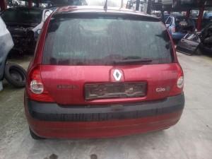 RENAULT  Clio DEL 2002 1200cc.