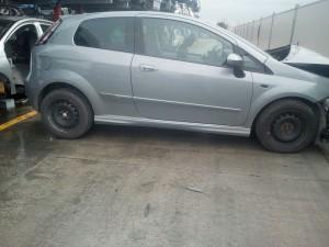 FIAT  PUNTO EVO DEL 2011 1300cc.