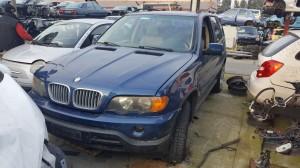 BMW  X5 DEL 2005 3000cc.