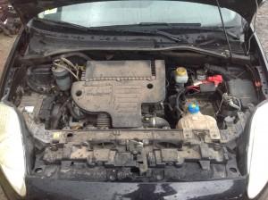 FIAT  Grande Punto DEL 2008 1248cc.