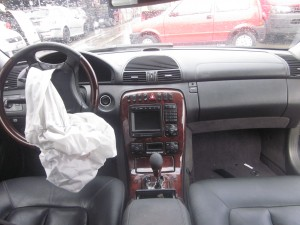 MERCEDES-BENZ  CL 500 DEL 2005 4966cc.