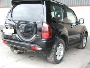 MITSUBISHI  Pajero DEL 2004 3200cc. DID