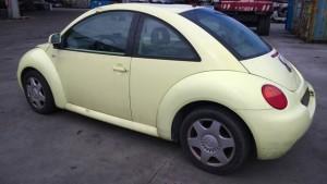 VOLKSWAGEN  New Beetle DEL 1999 1896cc.