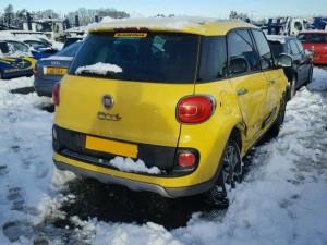 FIAT  Cinquecento DEL 2014 0cc.