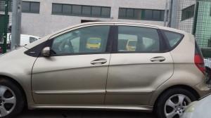 MERCEDES-BENZ  A 180 DEL 2005 1191cc.
