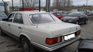 MERCEDES-BENZ  280 DEL 1998 2746cc.