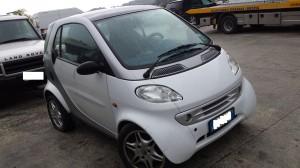 SMART  ForTwo DEL 2000 595cc.