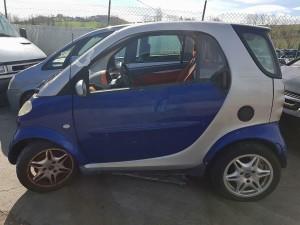 SMART  ForTwo DEL 2000 599cc.