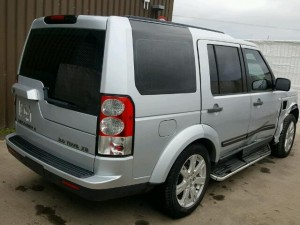 LAND ROVER  Discovery DEL 2009 2993cc.