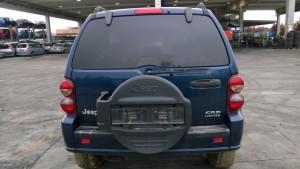 JEEP  Cherokee DEL 2005 2776cc.