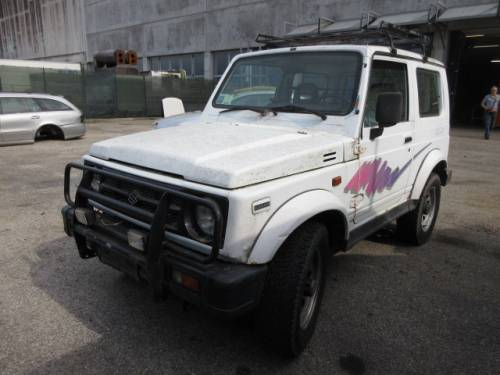 SUZUKI  Samurai DEL 1996 1298cc.