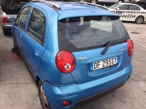 CHEVROLET  Matiz DEL 2007 995cc.