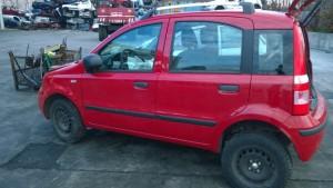FIAT  Panda DEL 2012 1368cc.