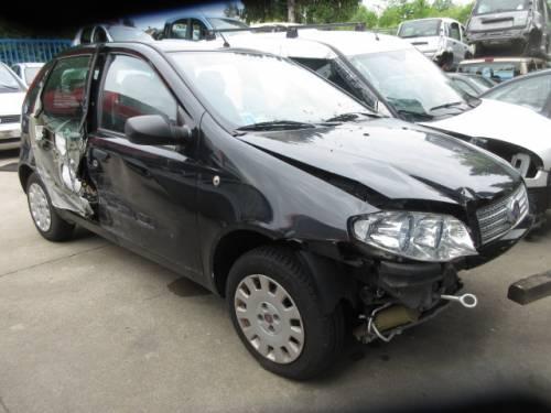 FIAT  Punto DEL 2010 1242cc. 8v