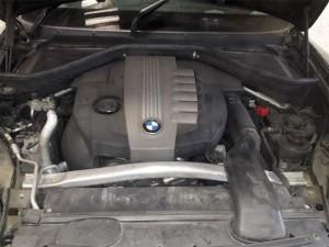 BMW  X5 DEL 2009 2993cc.