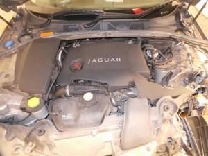 JAGUAR  XF DEL 2010 2993cc.