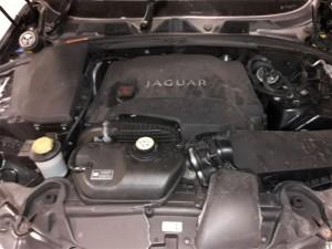 JAGUAR  XF DEL 2009 2993cc.