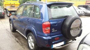 TOYOTA  RAV 4 DEL 2004 1995cc. TDI