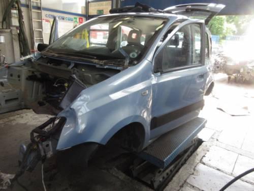 FIAT  Panda DEL 2009 1242cc. 8v