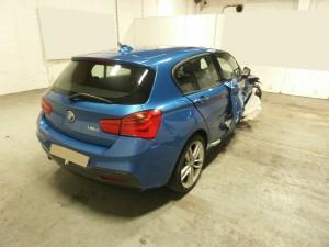 BMW  116 DEL 2015 1496cc.