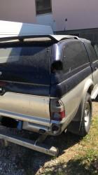 MITSUBISHI  L200 DEL 2004 2500cc.
