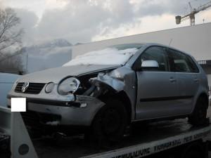 VOLKSWAGEN  Polo DEL 2002 1390cc. 1.4 16V